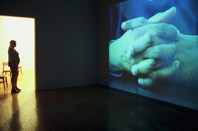 an inadequate history of conceptual art. Video stills.